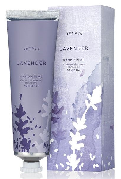 Lavender Hand Cream - Thymes Collection