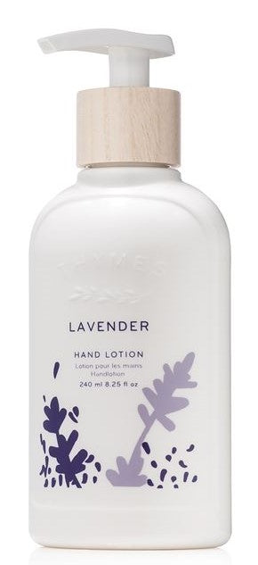 Lavender Hand Lotion - Thymes Collection