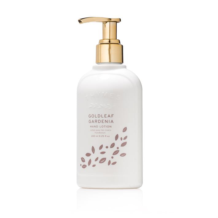 Gold Leaf Hand Lotion - Thymes Collection