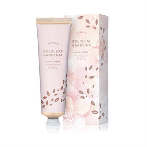 Goldleaf Gardenia Hand Cream - Thymes Collection