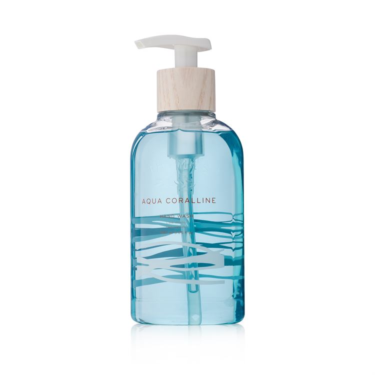 Aqua Coralline Hand Wash - Thymes Collection
