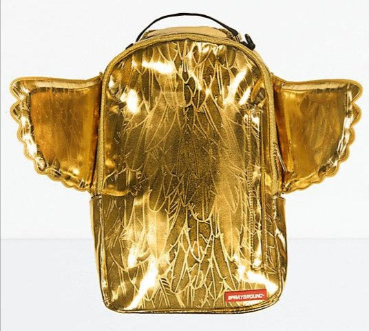All Gold Wing Bag
