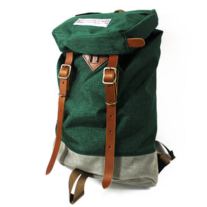 Wilderness Experience - Balti with Leather - Forest Green ( MADE IN JAPAN🇯🇵)