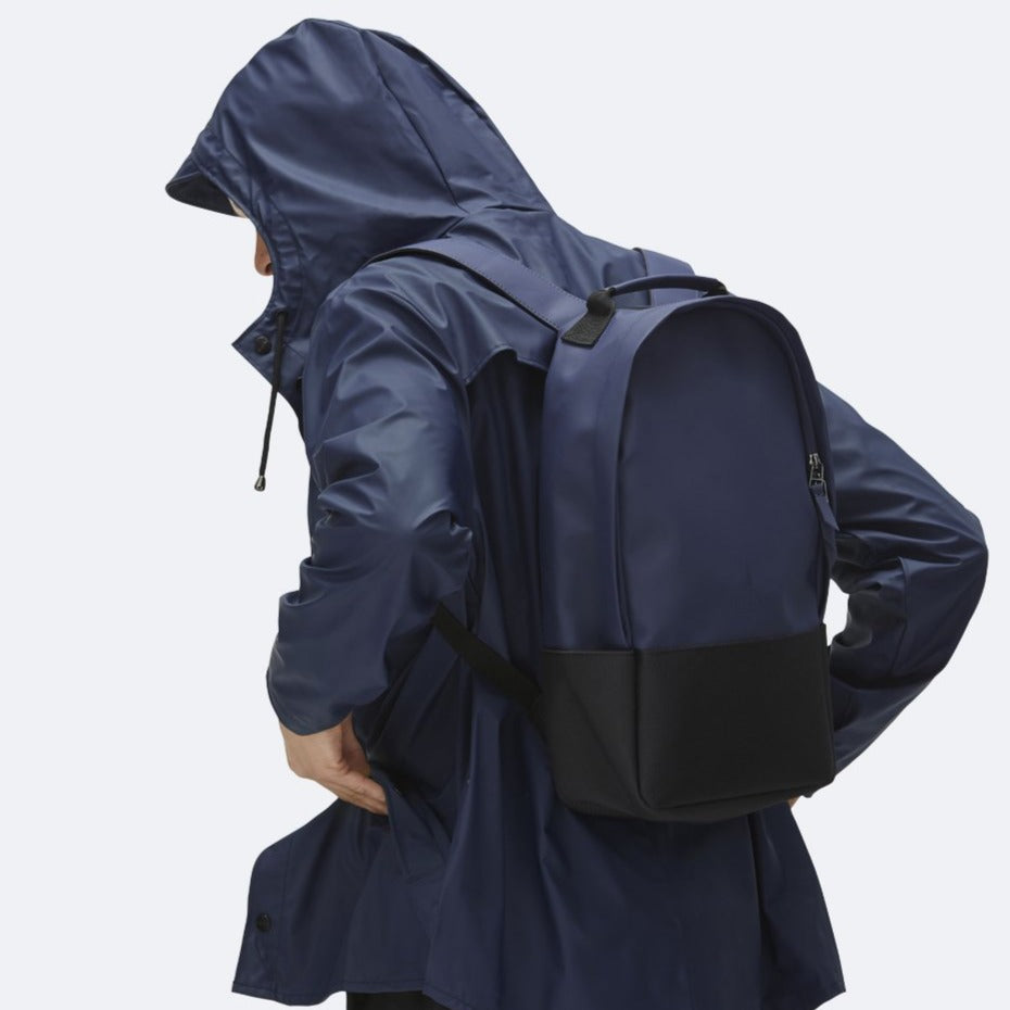 CITY BACKPACK - BLUE