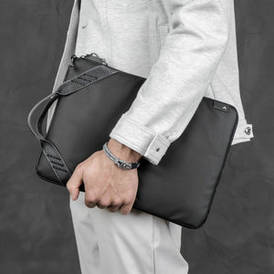 Topologie Laptop Sleeve Dry - Black