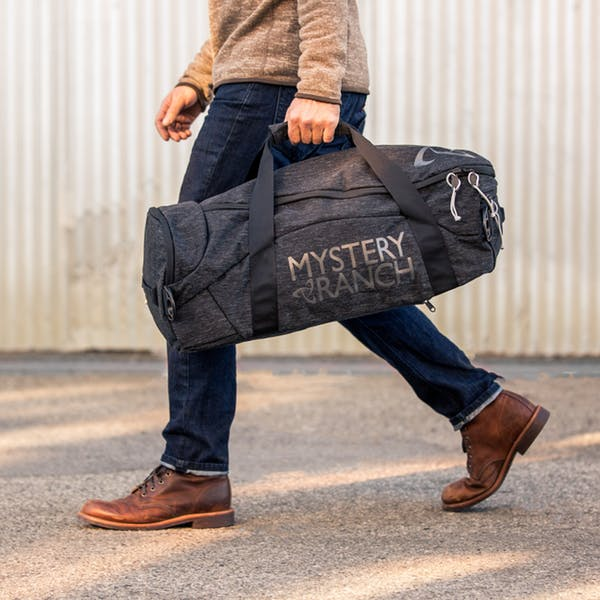 Mission Duffel 40 - Black