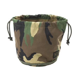 MIS PERSONAL EFFECTS BAG - Woodland Camo