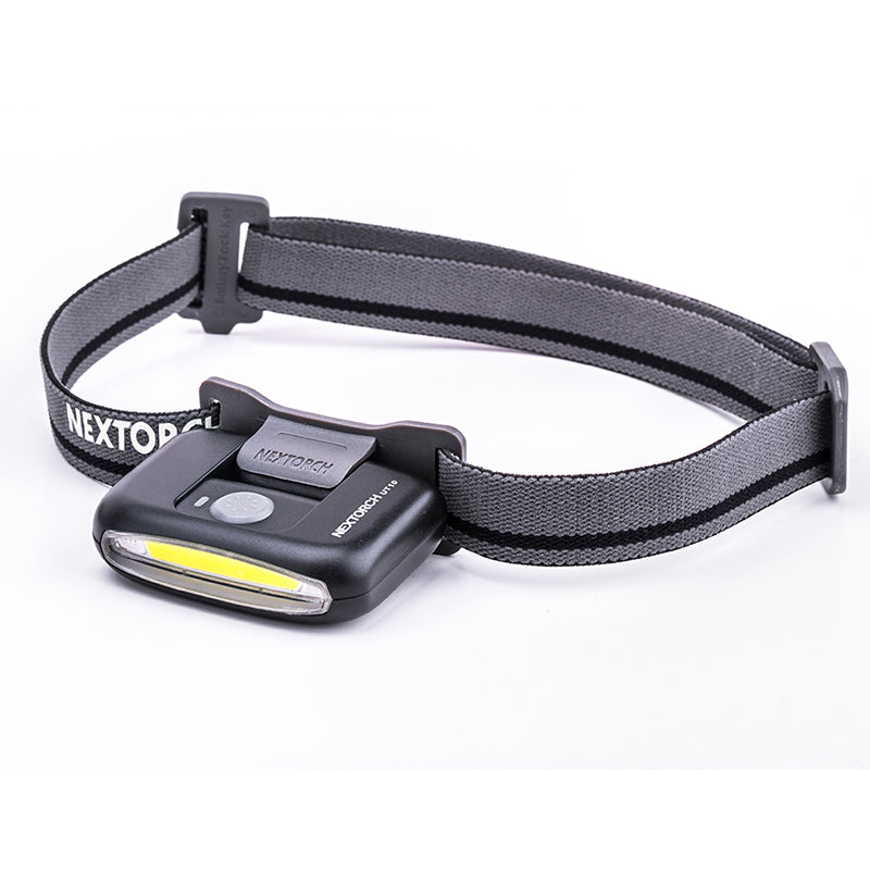 NEXTORCH UT10 USB Rechargeable 5-combination Light | NEXTORCH UT10 可USB充電防濺頭燈
