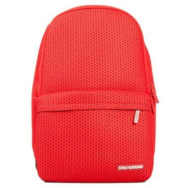 Sprayground - HEXAGON MESH CARGO (RED)
