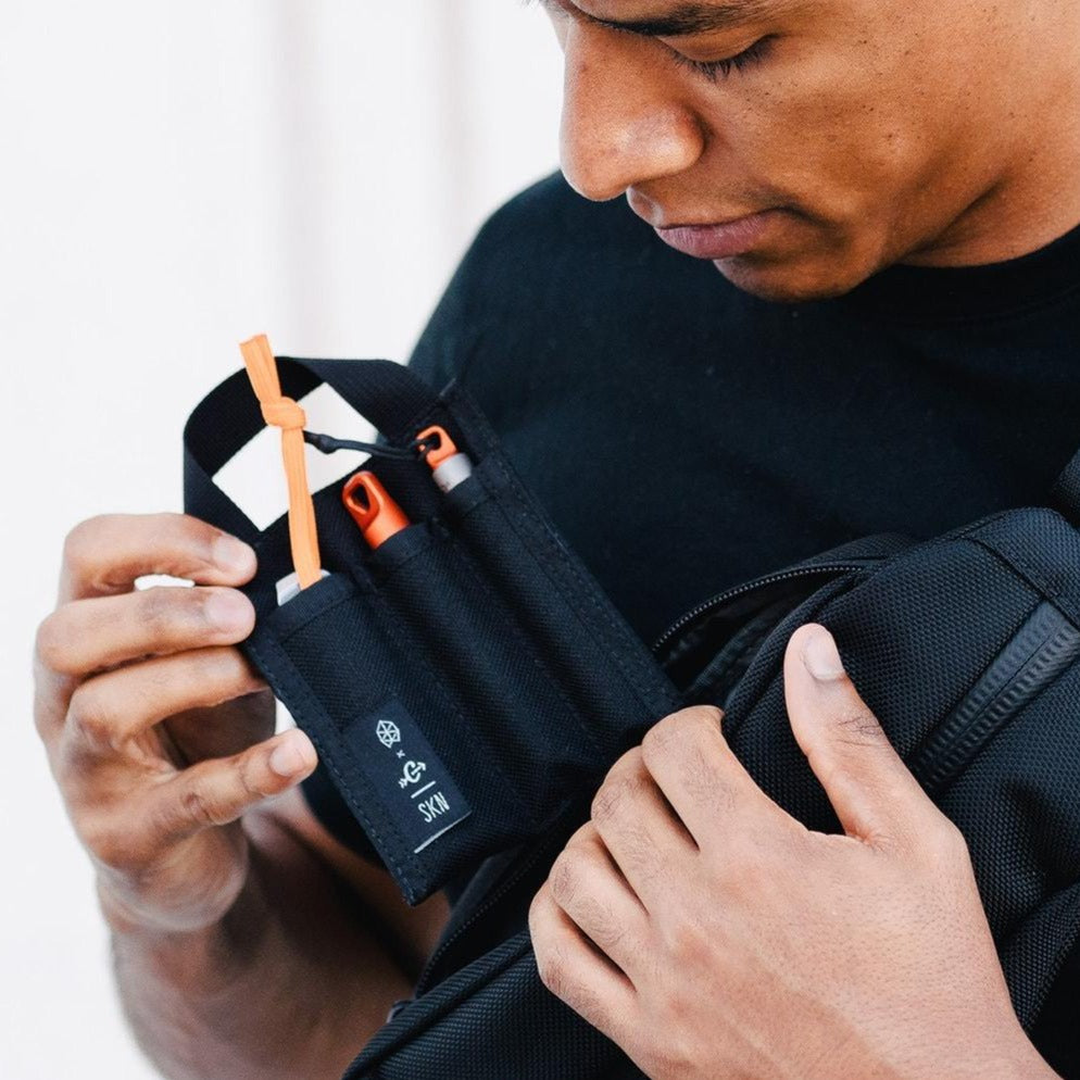 James° × Carryology - The Rover Capsule