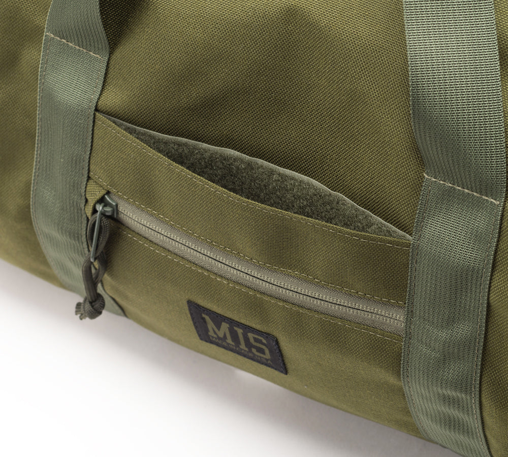 TRAINING DRUM BAG - M - Olive Drab ( Made in USA🇺🇸 )