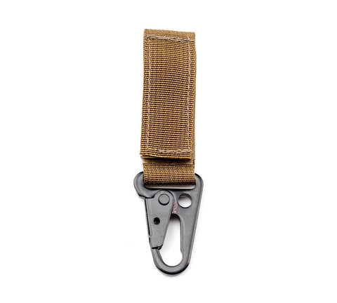 MIS - DUTY KEY HOLDER - COYOTE BROWN