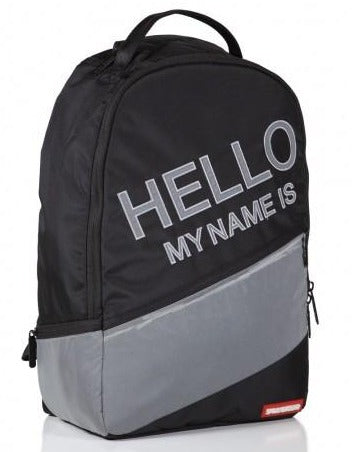 Hello Reflective Backpack
