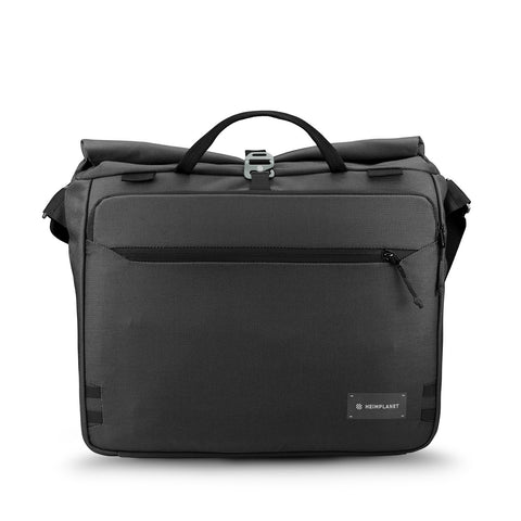TRANSIT LINE - Roll Top Messenger bag