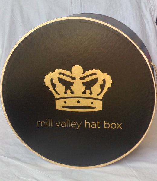 Signature Logo Hat Box