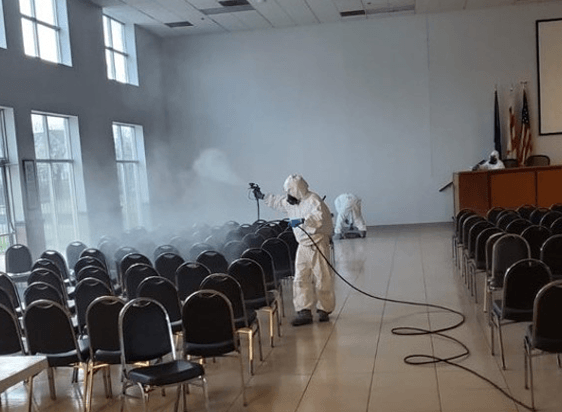 DECONTAMINATION/FOGGING SERVICES
