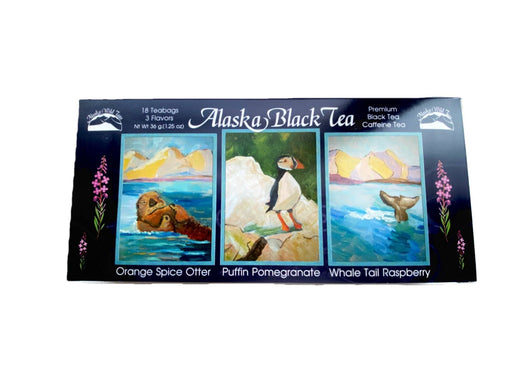 Alaska Black Tea Samper, Costal FOOD / TEA