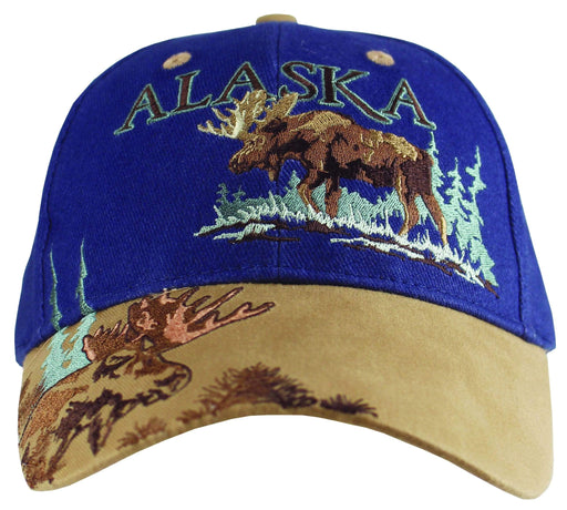 Moose in the Tundra ,Hat - Polar Bear Gifts