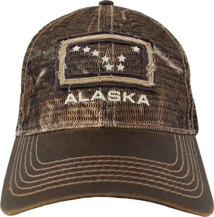 Realtree Camo Big Dipper, Baseball hat - Polar Bear Gifts