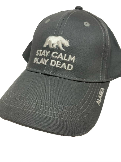 Stay Calm, Play Dead Hat WEARABLES / BASEBALL HATS