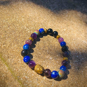 CROWN/THIRDEYE Bracelet