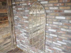 Large Outdoor Arch Mirror