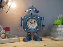 Load image into Gallery viewer, Robot Clock - Brand New