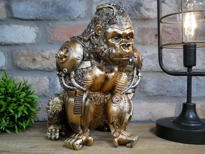 Steam Punk Gorilla