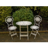 Load image into Gallery viewer, Patio Set Oval - White