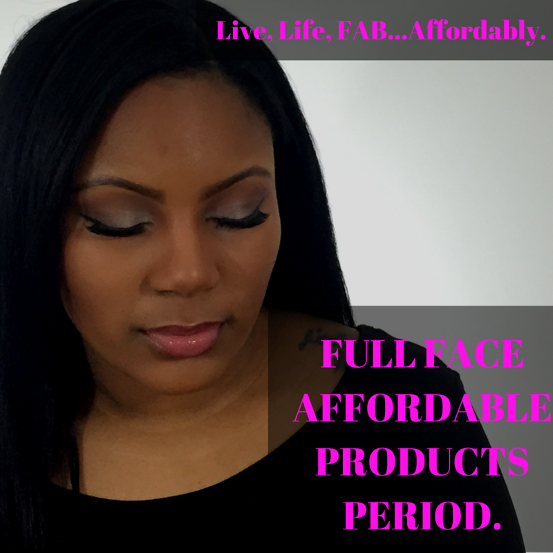Live, Life, FAB...Affordably Series : Drugstore Makeup!