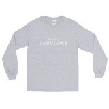 Broke and FAB Signature Longsleeve Tee