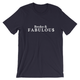 Broke and FAB Signature Tee