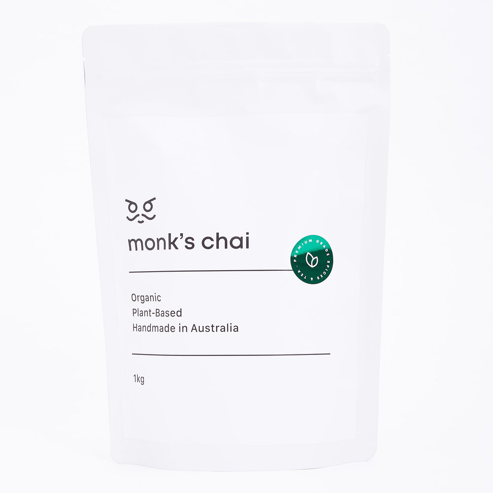 1kg Monks Specialty Chai
