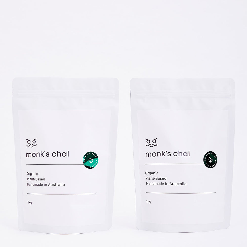 Monks Peace Pack 2 x 1KG bags