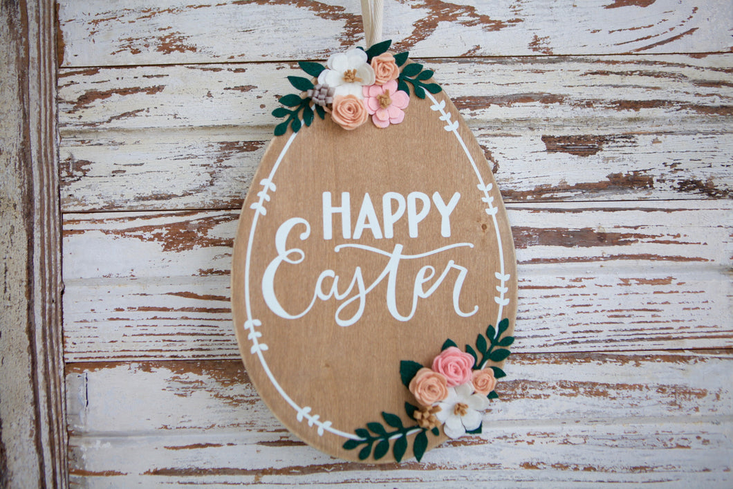 Happy Easter Wall Décor