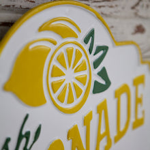 Load image into Gallery viewer, Lemonade Sign