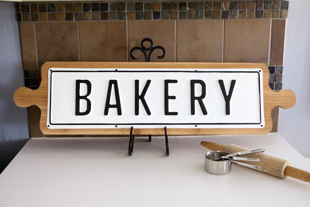 Bakery Wall Decor