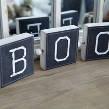 Load image into Gallery viewer, Boo/Eek Table Sign