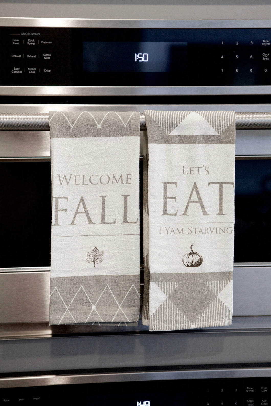 Fall Tea Towel Set