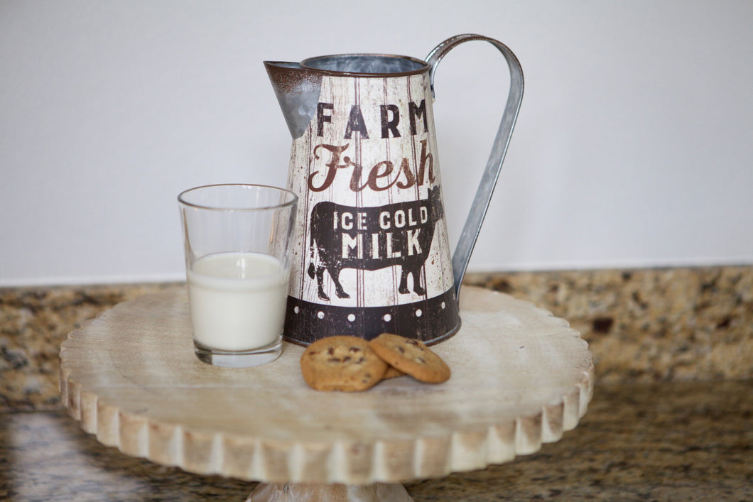 Farm Fresh Pitcher