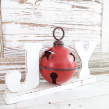 "Load image into Gallery viewer, Joy ""Bell"" Tabletop Sign"