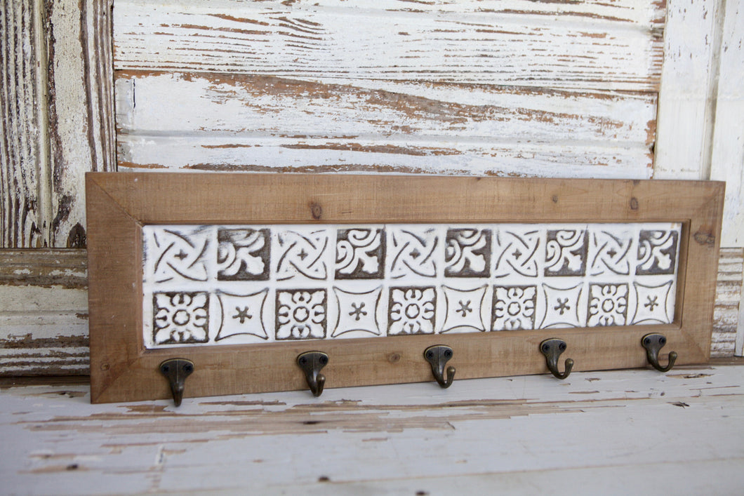 Decorative Entryway Rack