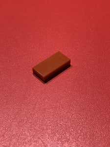 【レゴ】FLAT TILE 1X2 DARK ORANGE