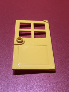【レゴ】D. W. PANES F. FRAME 1X4X6 BRIGHT YELLOW
