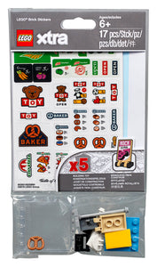 【レゴ 】LEGO® xtra Brick Stickers 853921