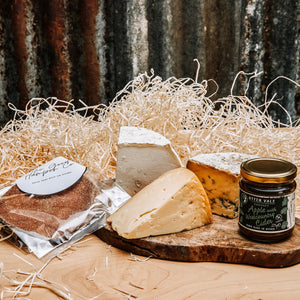 The Cheese Board Gift Box