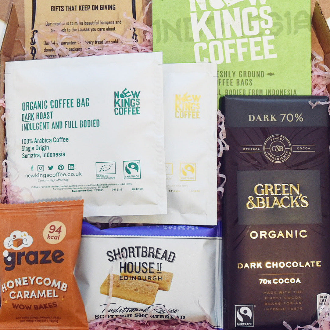 Coffee Lovers Letterbox Hamper
