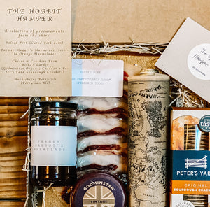 Ultimate Hobbit Hamper | Lord Of The Rings Gift