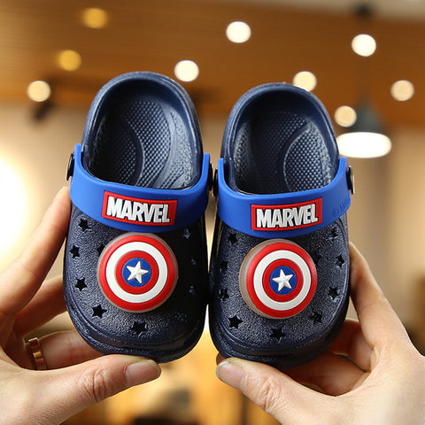 Toddler/ Boys and Girls Cartoon Slip On Sandals