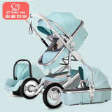 3 in 1 Travel System Stroller with Car Seat